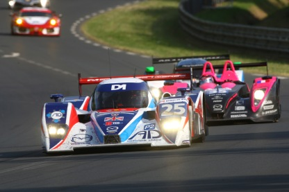 The French, apparently, go from kiss to couple faster than a La Mans race car.