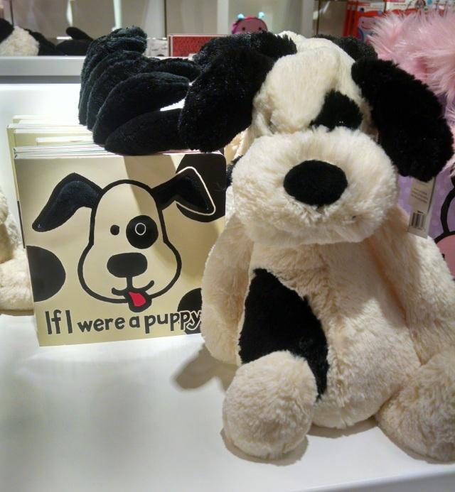If I were a puppy....